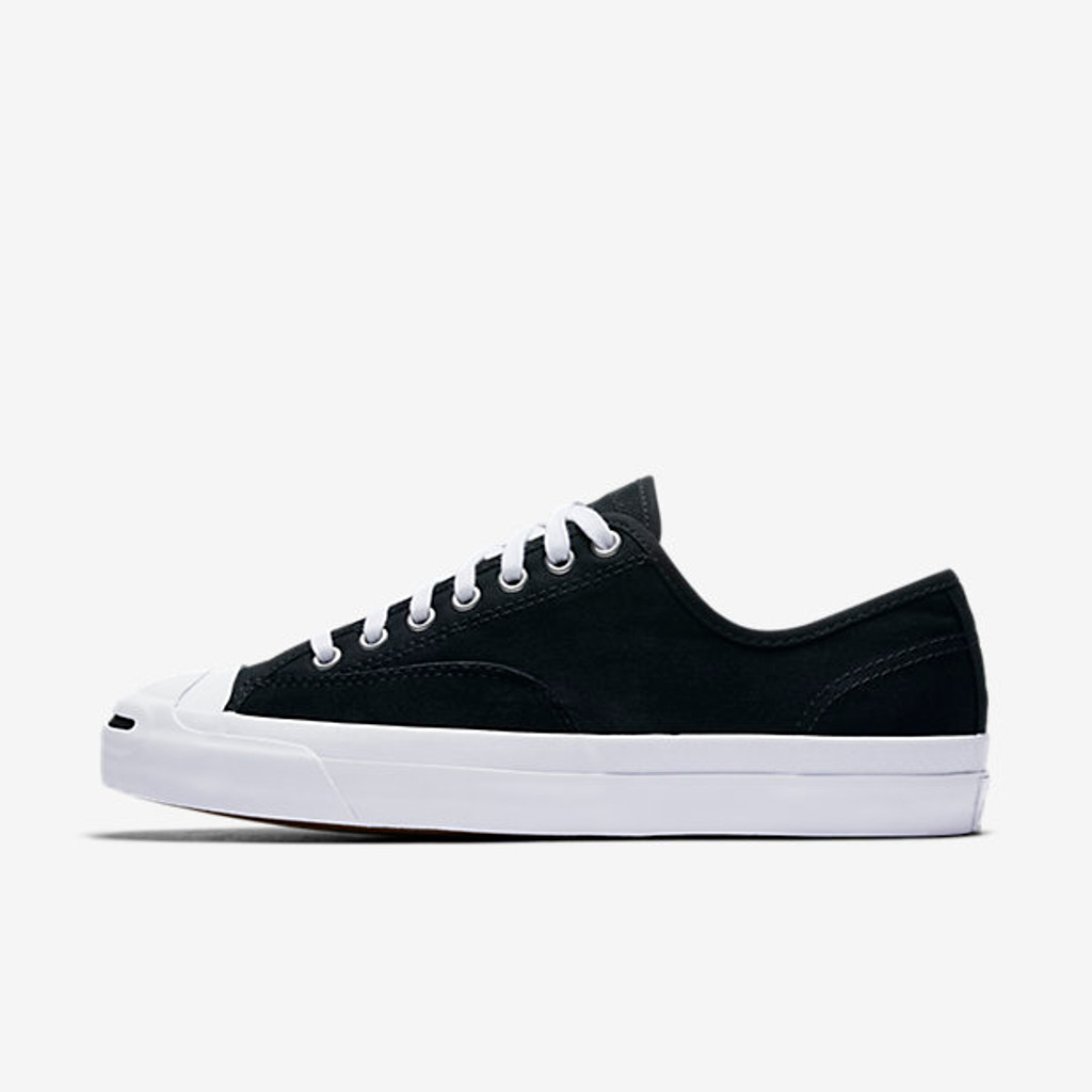 0e204eab317f Converse CONS Jack Purcell Pro Shoes 157878C Black FREE USA SHIPPING ...