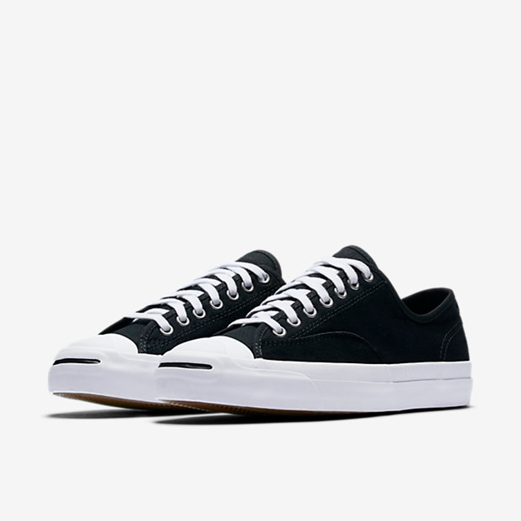 6fb3f777bf2 Converse CONS Jack Purcell Pro Shoes 157878C Black FREE USA SHIPPING ...