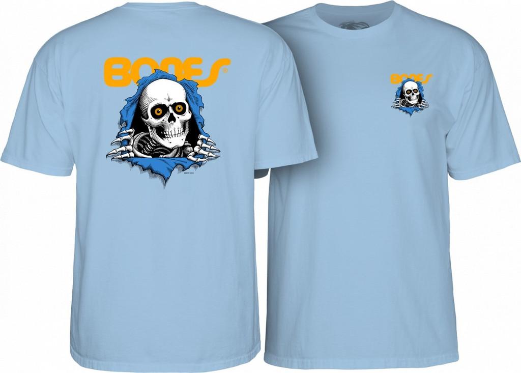 Powell Peralta Old School Bones Ripper T-Shirt (4 New Colors)