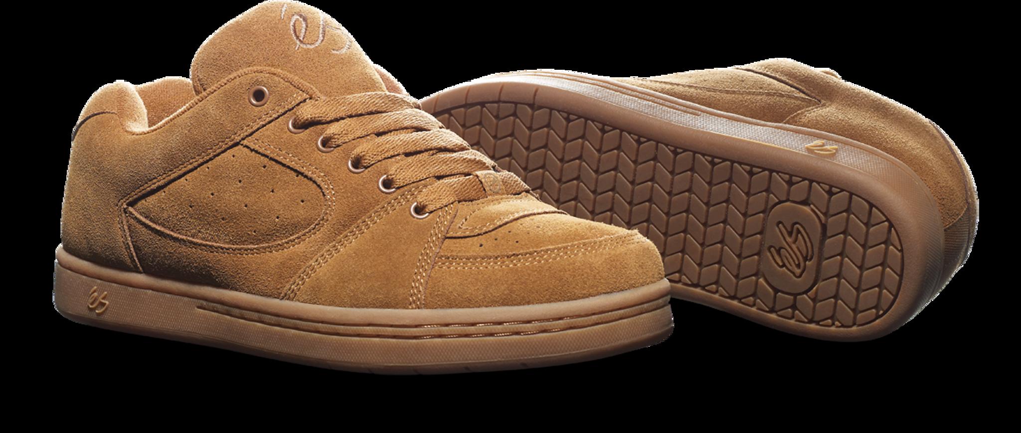 eS ACCEL OG SHOES Skate Sneakers Brown