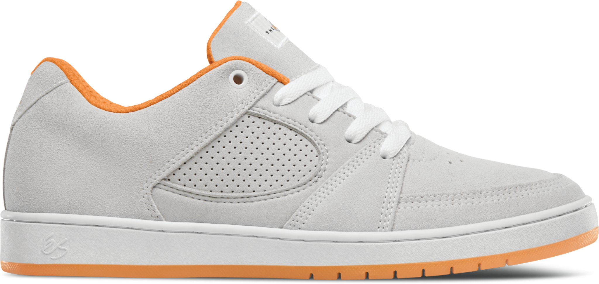3972d2640f eS Accel Slim Nine Club Shoes White FREE USA SHIPPING Skate Sneakers