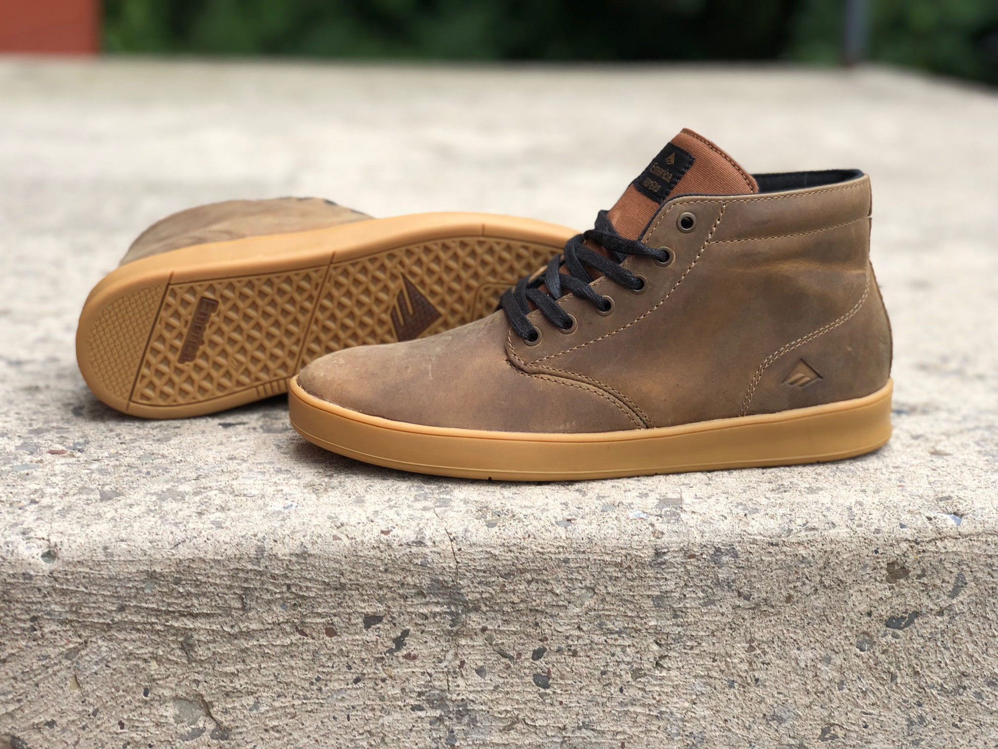 Emerica Romero Laced High Shoes