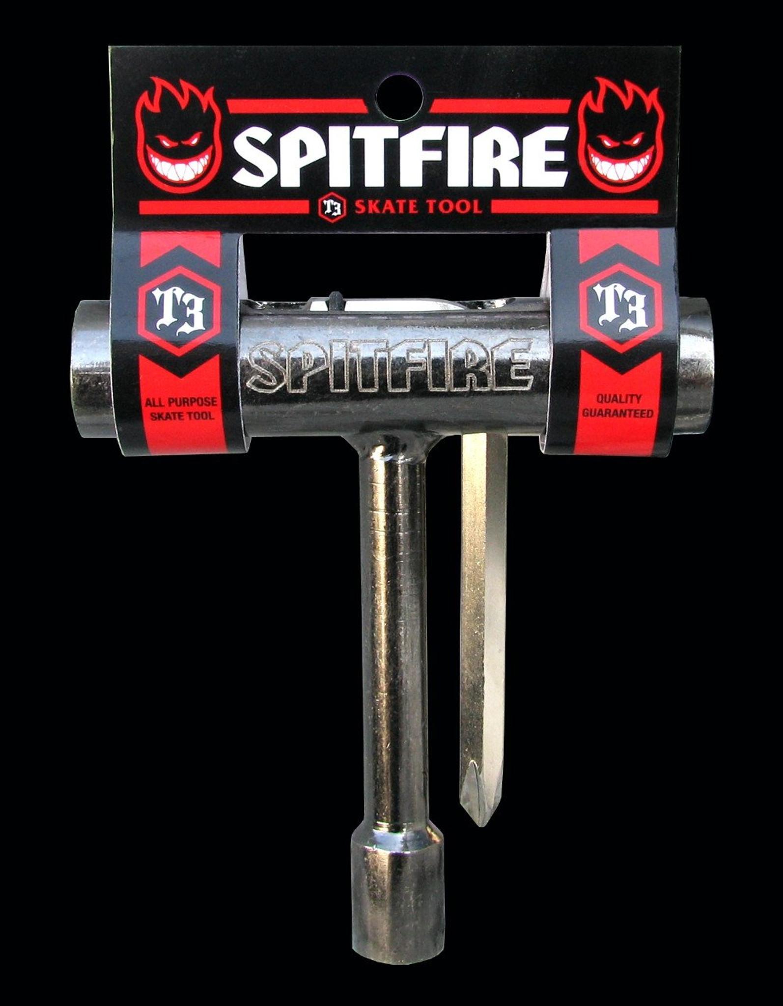 Spitfire T-3 Skate Tool Black