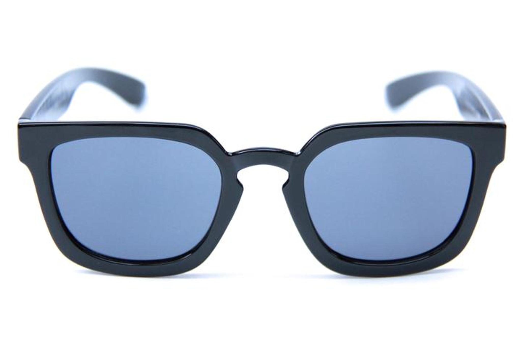Happy Hour Sunglasses Wolf Pup Gloss Black