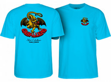 Powell Peralta Cab Dragon II T-Shirt (Turquoise)