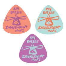 Independent Ray Barbee Guitar Picks (Set of 12)