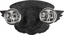 Powell Peralta Winged Ripper Lapel Pin (Blue)