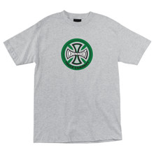 Independent Trucks Hollow Cross T-Shirt (Athletic Heather)