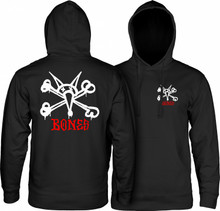 Powell Peralta Old School Vato Rat Hooded Sweatshirt (Available in 3 Colors)