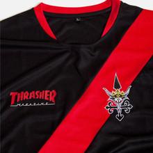 Thrasher Magazine Skategoat Futbol Jersey Shirt