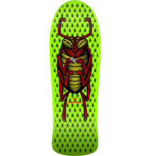 "Powell Peralta Old School OG Bug "" Roach "" Reissue Deck 9.85"" x 29.6"""