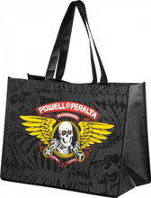 """Powell Peralta Winged Ripper Shopping Bag 12"""" X 16"""""""