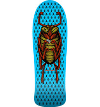 Powell Peralta Old School Roach Bug Re-Issue Deck Blue