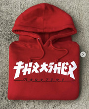 Thrasher Godzilla Skate Mag Logo Pullover Hooded Sweatshirt