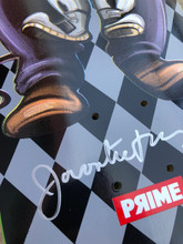 """Prime Jovontae Turner MAGA SIGNED Deck 8.25"""""""