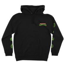 Santa Cruz Teenage Mutant Ninja Turtles Mutagen Pullover Sweatshirt (Black)