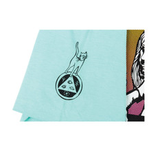 Welcome Skateboards The Couple T-Shirt (Teal)