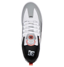 DC Shoes Legacy 98 Slim SE (Grey/White) FREE USA SHIPPING