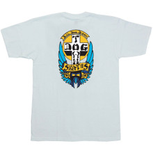 Dogtown Bulldog 1976 Colorway T-Shirt (White)