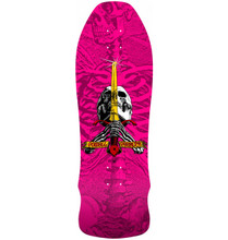 Old School Ray Rodriguez Skull & Sword Geegah Pink Re-Issue Deck