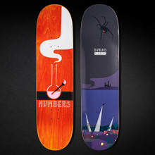 """Numbers Durao Edition 6 Deck 8.375"""""""