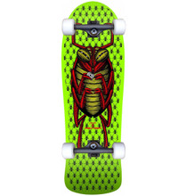 "Old School Roach Bug Reissue Complete 9.85"" x 29.6"" (Green)"
