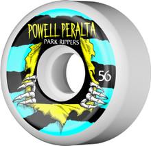 Powell Peralta Park Ripper PF Wheels 56mm (Set of 4)