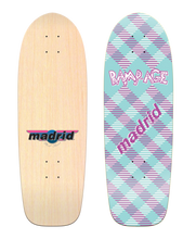 Madrid x Stranger Things Rampage Old School Reissue Replica Deck
