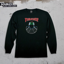Thrasher Doubles Long Sleeve Shirt