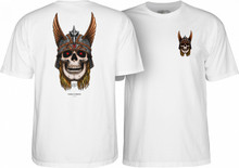 Powell Peralta Andy Anderson Heron Skull T-Shirt (Available in 7 Colors)