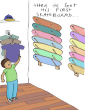 My First Skateboard Book