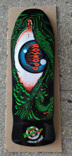 Santa Cruz Old School Rob Roskopp Eye Re-Issue Deck (Old Skull Exclusive)