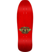 Powell Peralta Old School Guerrero Mask Re-Issue Deck Red