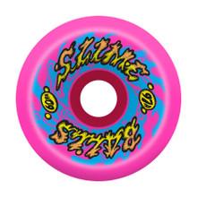 Santa Cruz Slime Balls Goooberz Wheels 60mm/97a Pink (Set of 4)
