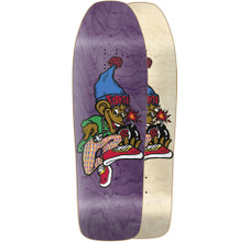 New Deal Danny Sargent Monkey Bomber Old School Reissue Deck 9.625""