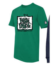 New Deal 30th Anniversary Napkin Logo T-Shirt (Green)