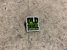 Old Skull Skateboards Lapel Pin