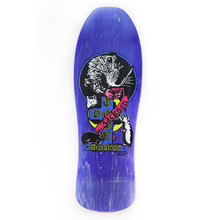 "Dogtown Tim Jackson Old School Reissue Deck 10.25"" x 30.5125"" - Purple Stain"