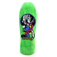 """Dogtown Tim Jackson Old School Reissue Deck 10.25"""" x 30.5125"""" - Lime Stain"""