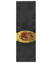 "Powell Peralta Oval Dragon Graphic Grip Tape 10.5"" x 33"""