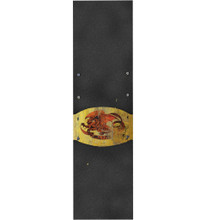 """Powell Peralta Oval Dragon Graphic Grip Tape 9"""" x 33"""""""