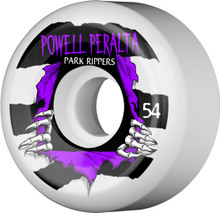 Powell Peralta Park Ripper PF Wheels 54mm (Set of 4)