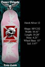 **Pre-Order** Powell Peralta Bones Brigade 12th Series Hawk Old School Reissue Deck