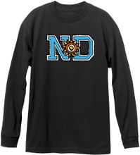 **Pre-Order** New Deal ND Logo Long Sleeve Shirt (Available in 3 Colors)