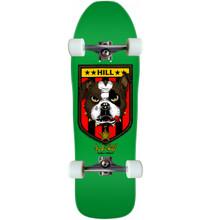 "Powell Peralta Old School Frankie Hill Bulldog Reissue Complete 10"" x 31.5"""
