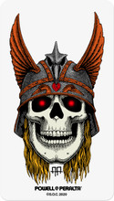 Powell Peralta Andy Anderson Heron Skull Sticker