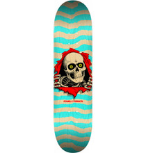 """Powell Peralta Ripper Deck Natural Turquoise 8.0"""" x 31.45"""""""