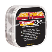 Bronson Speed Co. Zion Wright G3 Bearings