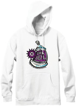 New Deal Spray Can Pullover Hooded Sweatshirt (Available in 2 Colors)