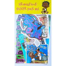 StangeLove Sticker Pack #6